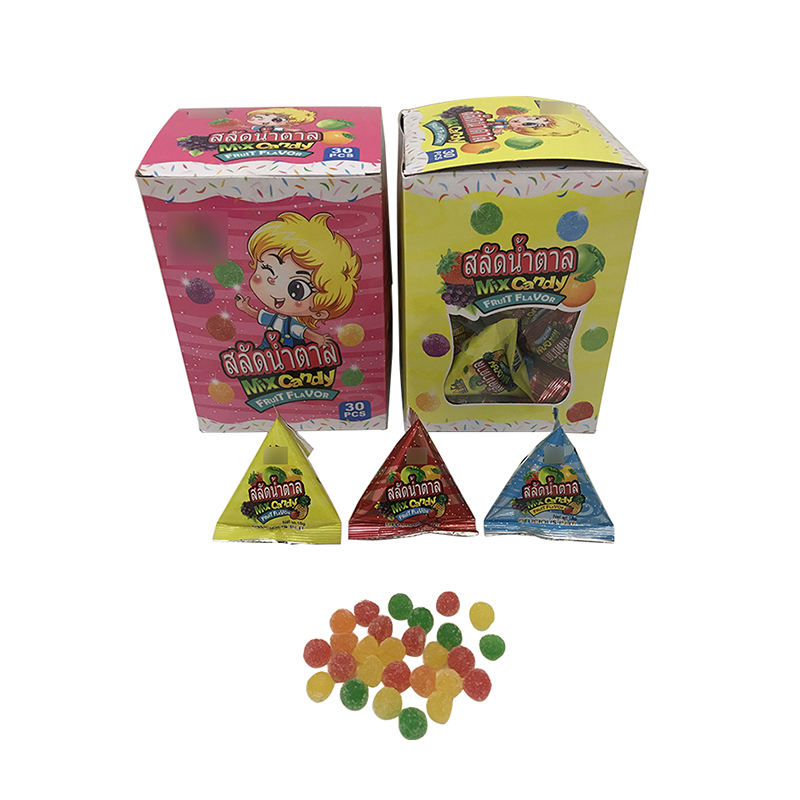 Ocia Assorted Mini Mixed Fruity Flavor Jelly Bean Candy For Children
