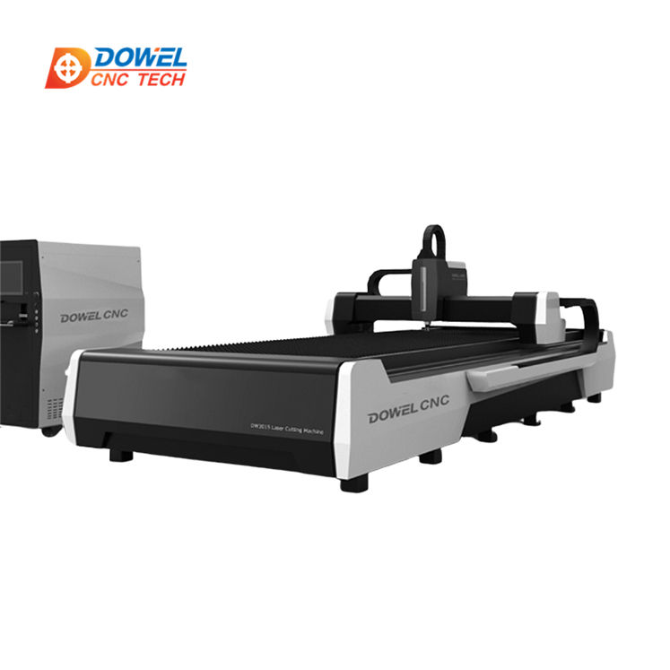 Hot sale 500 watt 6000w laser source 3015 fiber laser metal cutting machine for metal sheet