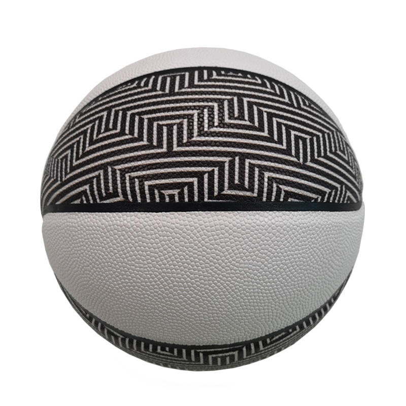 Wholesale Custom adult indoor and outdoor Pu basketball ball Size 7