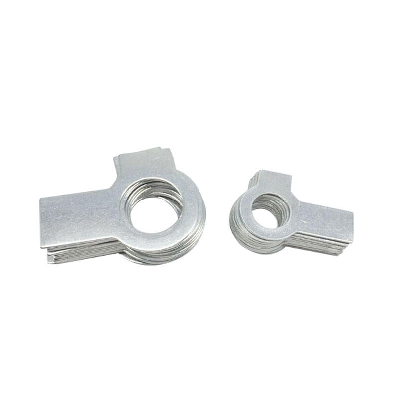 DIN 93 Metric 25 pcs M27 Steel Plain Tab Washers 1 Tab