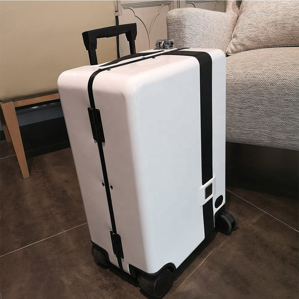 2019 Smart Suitcase With Usb Charging Automatic Follow Bluetooth Luggage
