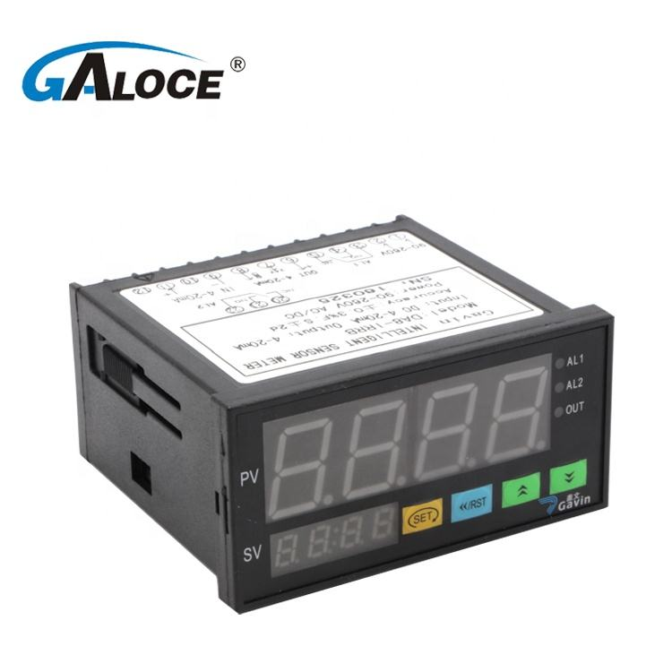 GSI312 4-20mA 0-10V RS485 silo tank weight controller indicator