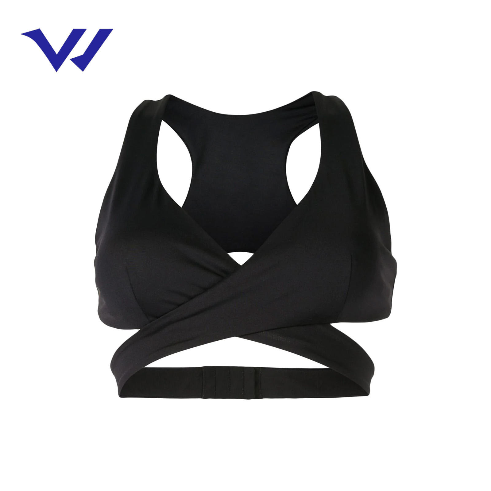 CUSTOM Women CROP TOP breathable Sports bra Flightmode System Fitness Clothing Tank sports gym women's sport bra running