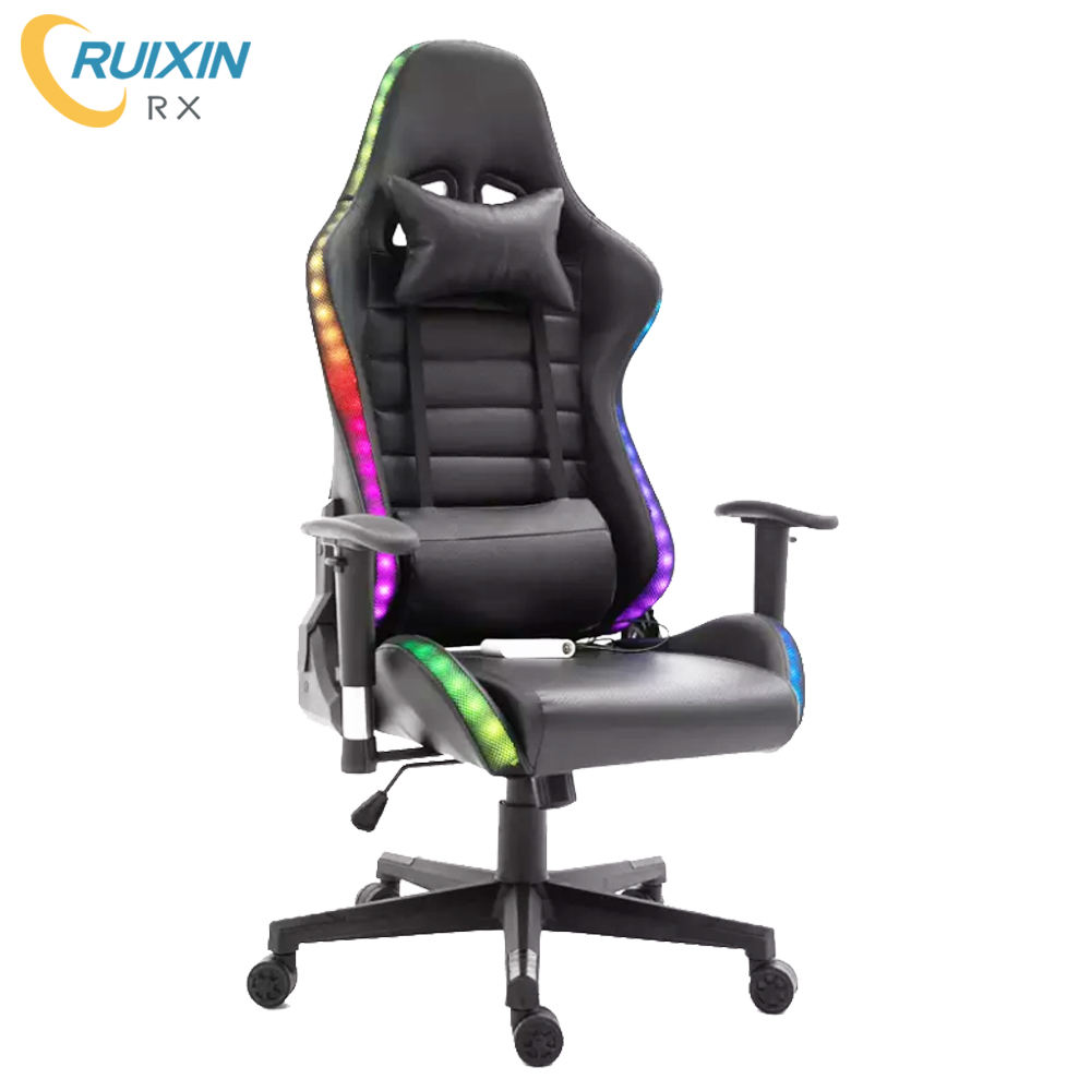 Hot Sale Gaming Led Chair RGB Light Racing Chairs