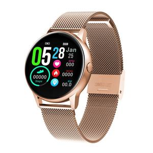 DT88 smart watch ladies fitness tracker Bluetooth SmartWatch IP68 waterproof heart rate and blood pressure monitor sports watch