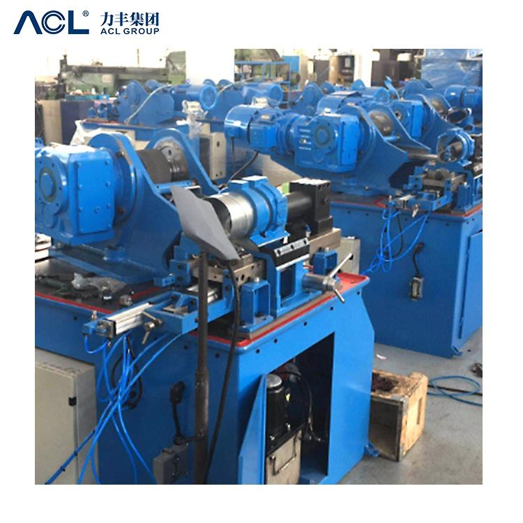 ACL HVAC China factory aluminum spiral pipe tube forming machine