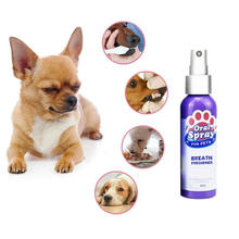 Pet Breath Freshener Ferret Cat And Dog Oral Spray Tone Fresh Deodorant Cleansing Healthy Teeth Care Cleaner Mouthwash