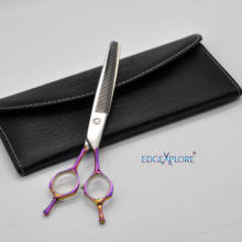 2020 Convex Pet Shears Professional High Quality Dog Grooming Scissors