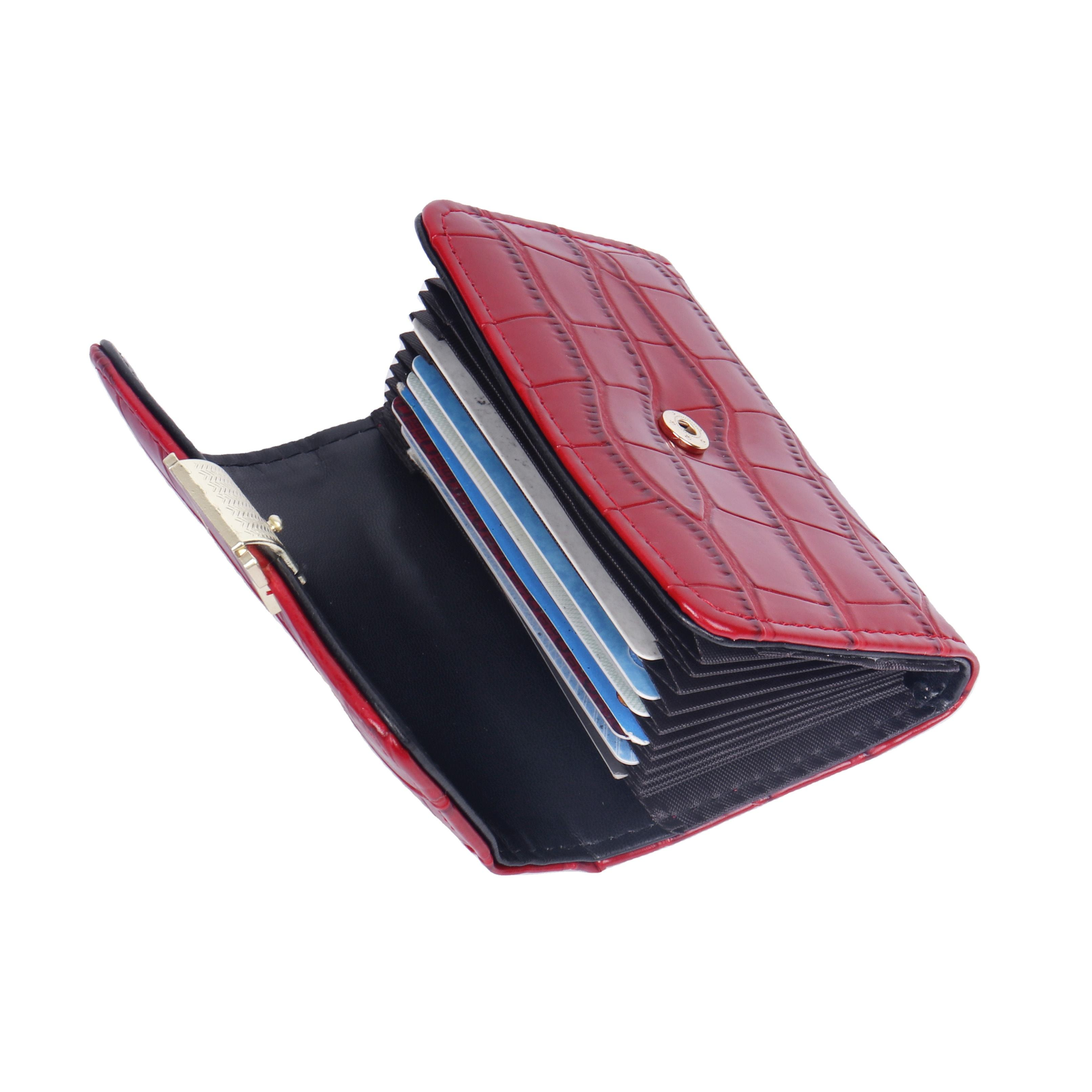 Vintage Luxury Purses Female Men Unisex Women Small Wallets Short Child Buckle Credit Card Holder Pu Leather Coin