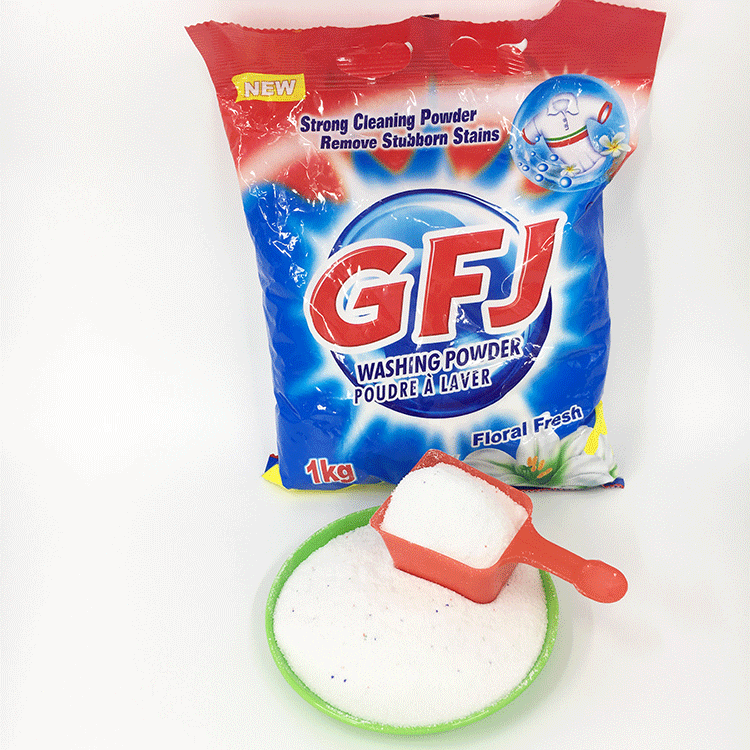 Chemical laundry detergent from China factory