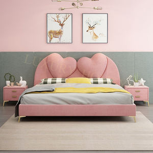 Buy Refined Heart Shaped Bed At Enticing Discounts Alibaba Com
