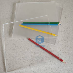 clear acrylic plastic transparent sheet