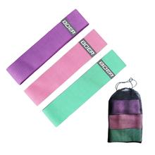 Custom Stretch High Elastic Resistance Bands For Yoga