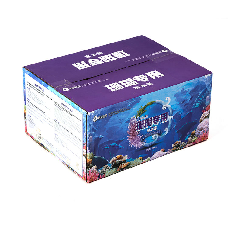 China Supplier Aquarium Crystal Reef Refined Marine Refined Bulk Sea Salt