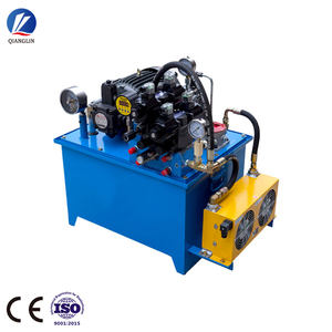 Electro-hydraulic Hydraulic station for press/50 ton hydraulic power packs/electric hydraulic power pack