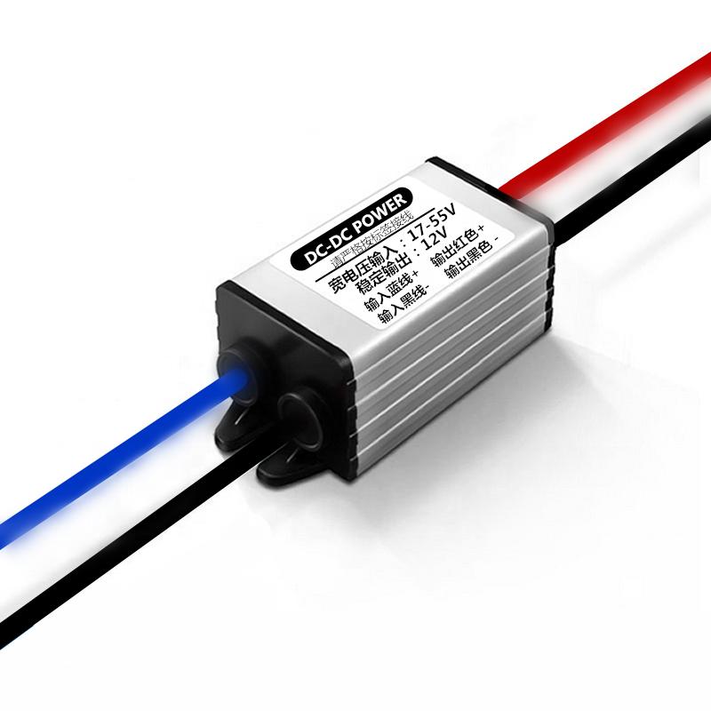Bianchi Electric Vehicle Transformer Intelligent DC Converter Adapter 48V to 12V