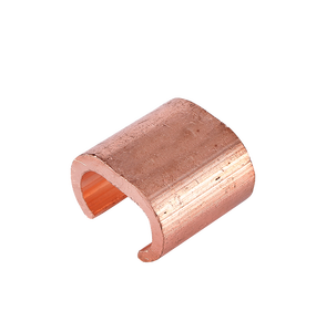 Electric cable accessory 7.5-14 mm2 CT10 copper earth rod clamp