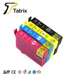 Tatrix T1631 T1632 T1633 T1634 Premium Color Compatible Printer Inkjet Ink Cartridge for Epson WorkForce WF-2510WF WF-2540WF