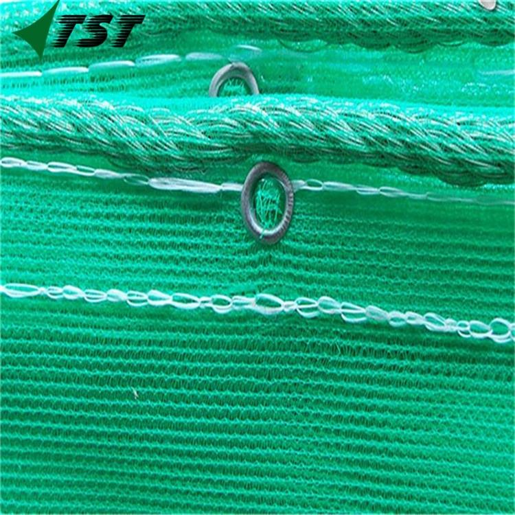HDPE black scaffold safety netting/construction safety net/agro shade net
