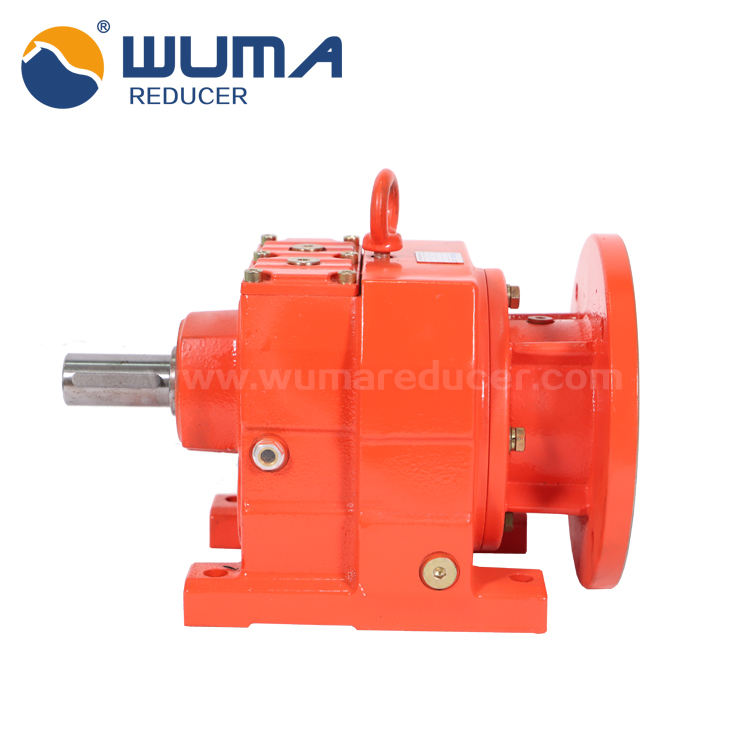Helical [ Reduction Gearbox Motor ] Reduction Gearbox Motor 0.12~90KW Helical Reduction Gearbox Motor