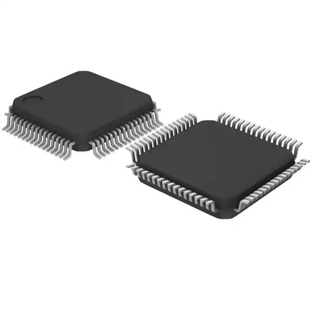 ST MICROELECTRONICS Electronic component STM32F071RBT6 with LQFP64 for Integrated Circuits