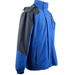 Waterproof Battery heated jacket heated clothing for fishing