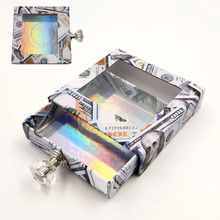 Lashbox Wholesale Lashes 5D 3D Mink Eyelashes 25 mm Mink Eyelash Money Empty Lash Case