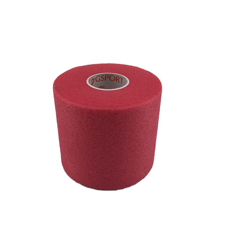 7cm*27m sports tape foam under wrap bandages