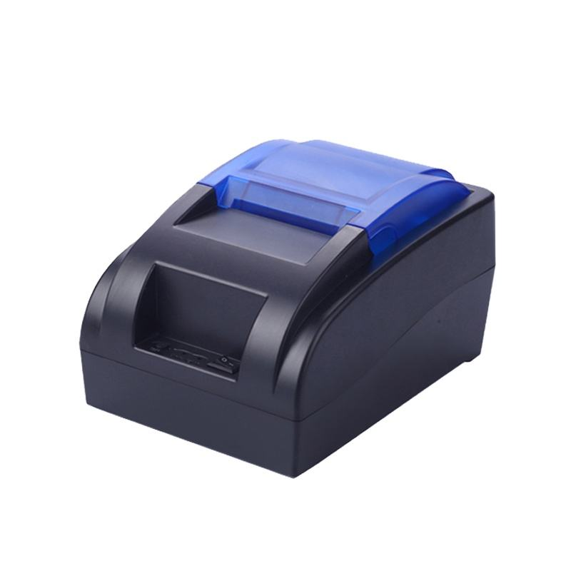 Factory price mini USB Port input pos 58mm bluetooth thermal printer for supermarket