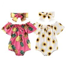 High Quality Short Sleeved rompers Baby Bodysuit Set Import Baby Clothes From China