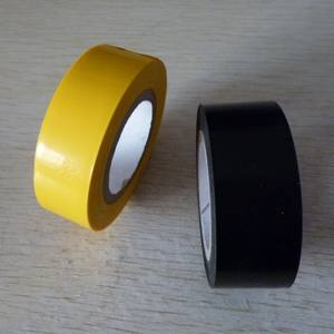 Wholesale water-proof High Voltage black PVC Air Conditioning Electrical Insulation/Factory Made Tape