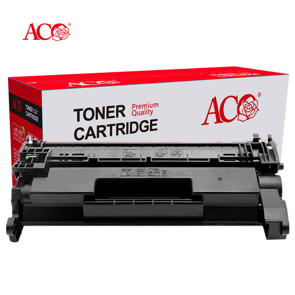 ACO CF289A CF289X CF258A CF258X CF259A CF259X CF276A CF276X CF277A CF277X W1005AC W1002YC Compatible Toner Cartridge For HP