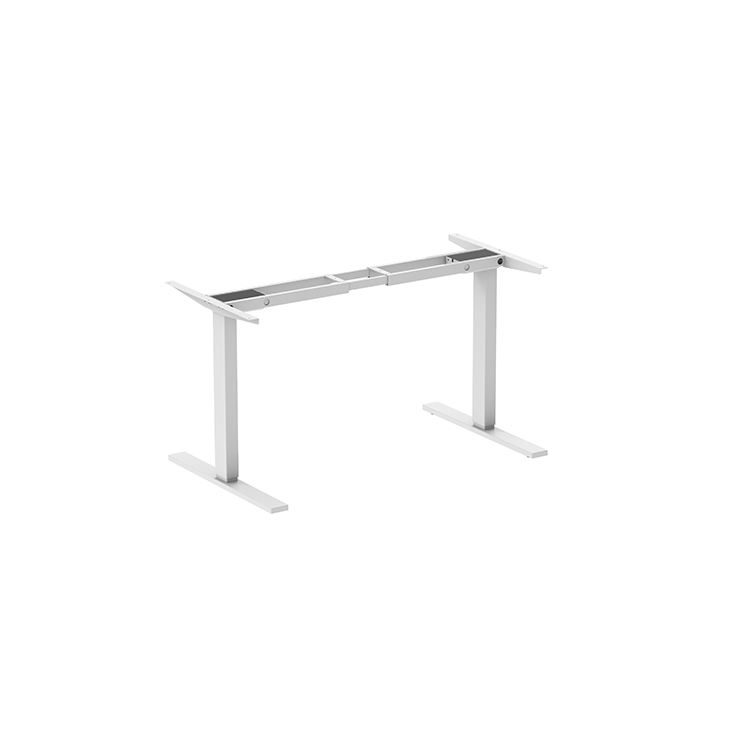 Manufacturers Provide Height Adjustable Table Leg Standing Desk For Office Workstation