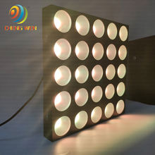 High power 25 Heads Stage Light 5x5 Dmx led Pixel Matrix Beam Blinder Led Tv Matrix Price