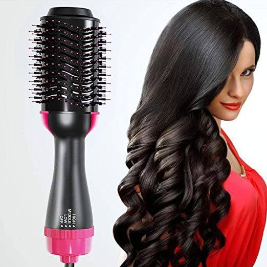 Fast Hair Straightener Comb Display Straight Hair Brush Comb Straightening Electric Smooth Brush Hair Comb