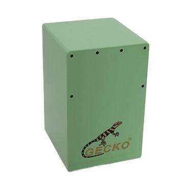 Gecko boutique customized children percussion instrument cajon drum is on sale