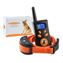 Personalized Design Waterproof Dog Beeper training shock Hunting Bark collar Remote