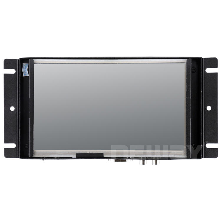 Open Frame Cirkel 7 Inch Tft Kleine Ronde Touch Screen Lcd Display