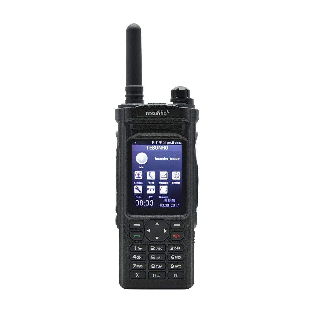 Tesunho TH-588 bluetooth ptt con il gps woki toki con sim card radio
