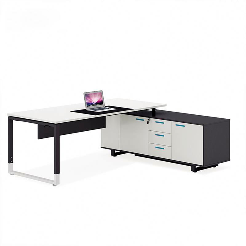 cheap small fashion computer desk two people work desk office desk group