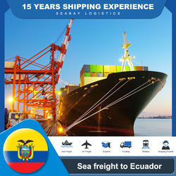 reliable international from china to guayaquil ecuador shipping container