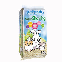 Emily Easy To Clean Up Animal Bedding Aspen Shaving