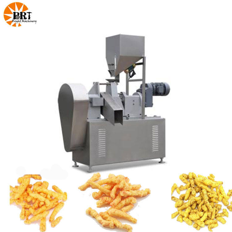 Jinan Fried Chips Processing Line CE