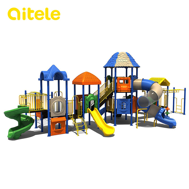 kids play jumbo outdoor games playground equipment set
