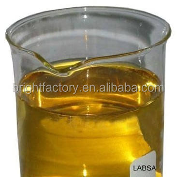 2019 hot sulphonic acid for soap making LABSA 96% made in China
