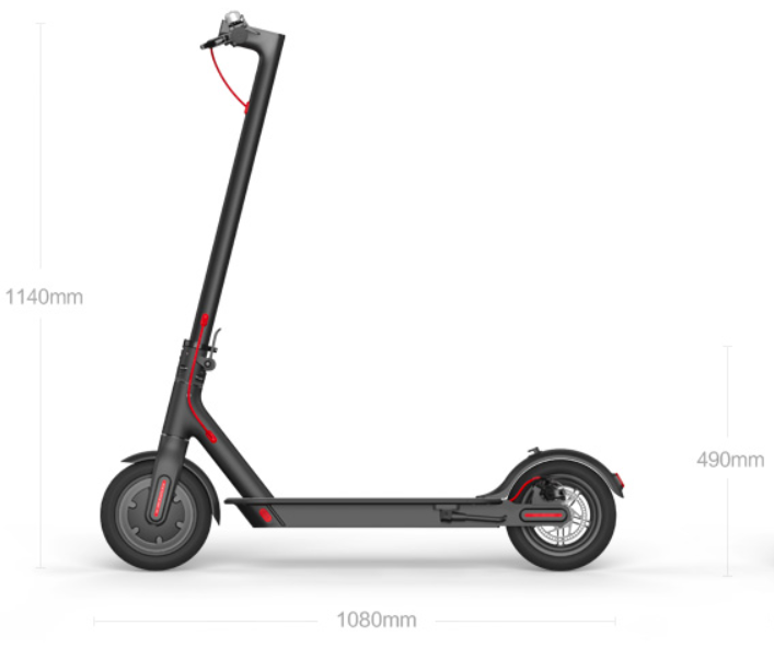 Xiaomi M365 Mi Electric Motorcycle Scooter with Self Balancing electric scooters scooter electric foldable