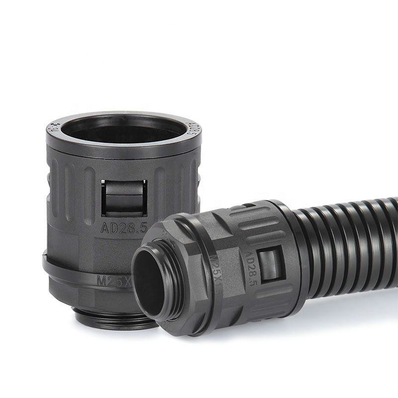 Ce certificated directly plug on off flexible pipe gland & 2 in conduit connector