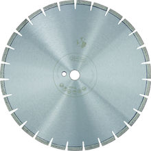 350mm  Laser Welded  Concrete Diamond Saw Blades with Segmented Teeth