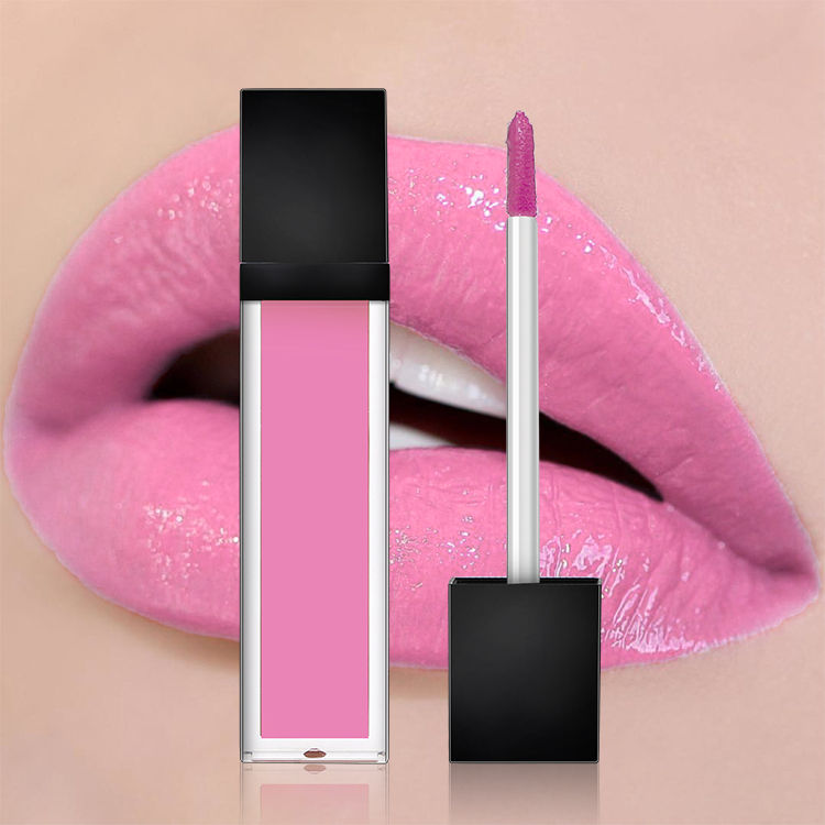 L188 Nach private label glossy lip gloss flüssigkeit