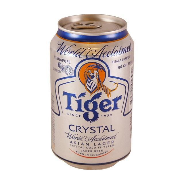 Grosir Tiger Beer Can 320 Ml